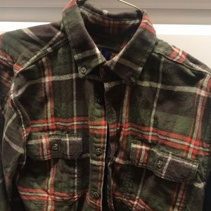 Men's flannel shirt small (34/36)